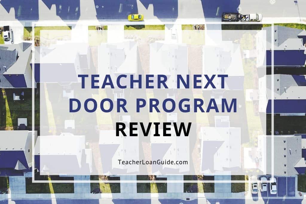 Teacher Next Door Program Review